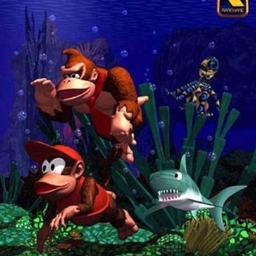 Donkey Kong Country - Aquatic Ambience {Trapped-Out Re-Fix}