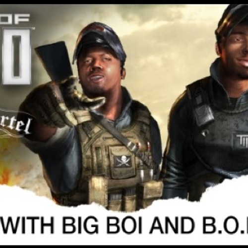 Double Or Nothing - B.O.B & BIG BOI - Army Of TWO Devils Cartel Soundtrack