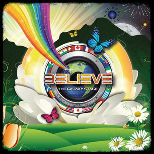 dj Smiley Mike - Believe Freedom Festival Promo Mix