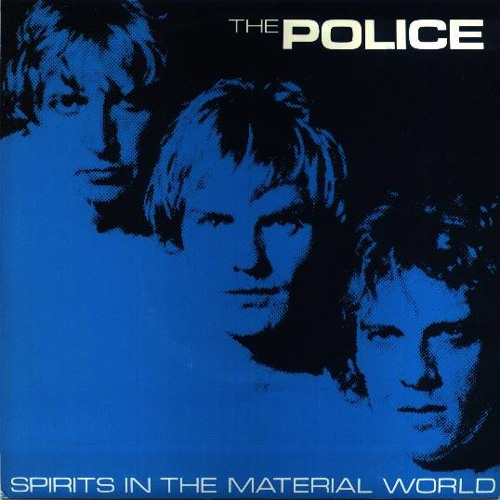 The Police - Spirits In The Material World (Rehearsal)