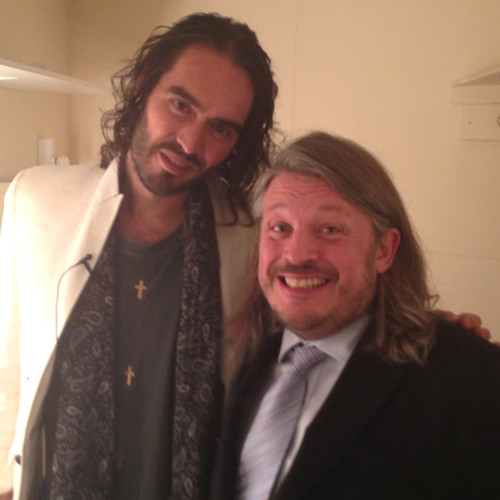 Richard Herring's Leicester Square Theatre Podcast - Episode 21 - Russell Brand