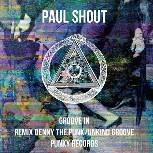 Paul Shout - Groove In ( Demo ) Punky Records