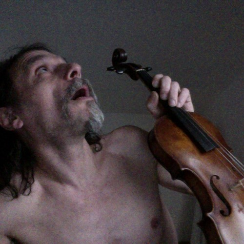 Spanish Dance for altered Violin, Bodhrán and Bones