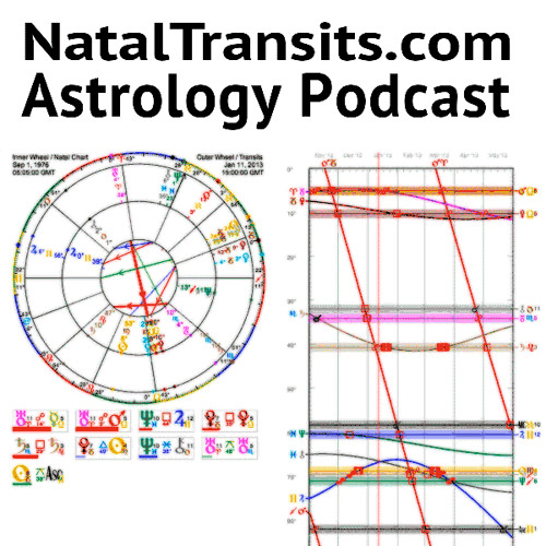 Chris McRae: Astrological Progressions and Transits