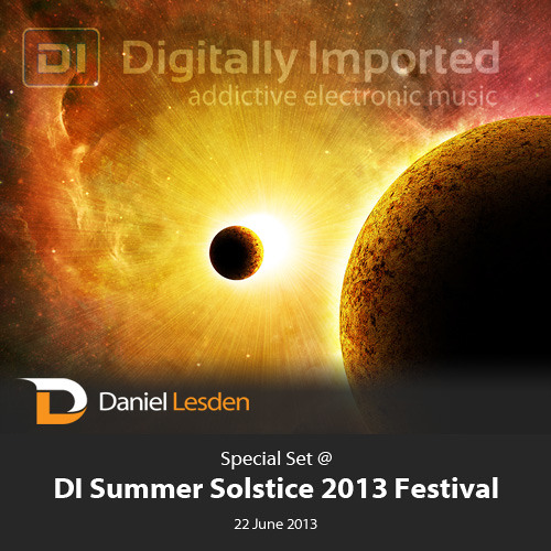 Daniel Lesden - The Guest Mix @ DI Summer Solstice Festival 2013
