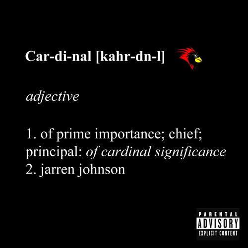 Anything (Cardinal Promo)