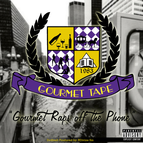 """Gourmet Raps Off The Phone"" DotFresh X Nenette G ..Produced by RDvine Sin"