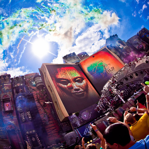 Tomorrowland vs Electric Love Festival Mix 2013