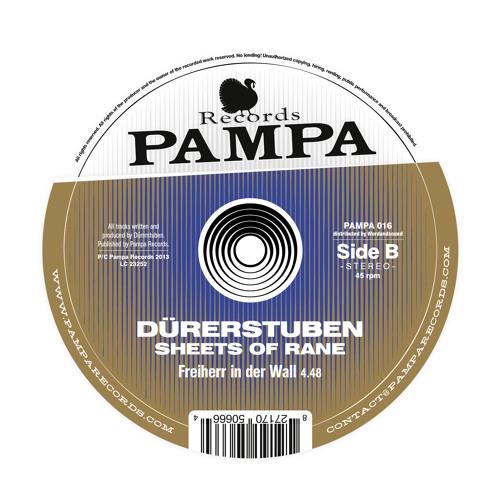 B1 - Dürerstuben - Freiherr in der Wall