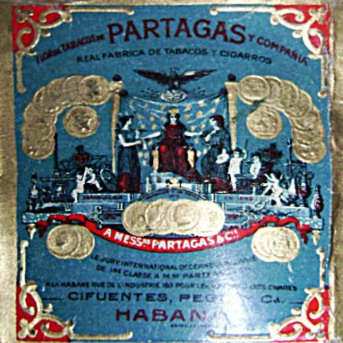 Jingle Partagas/Celia