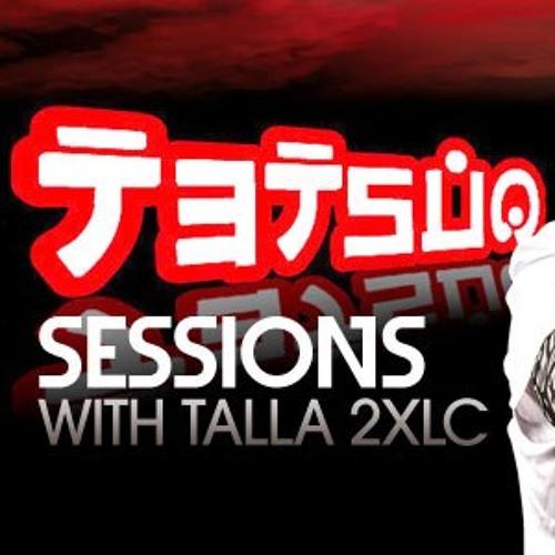 Talla 2XLC Tetsuo sessions june 2013