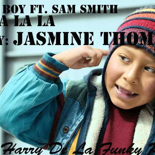 Naughty Boy ft. Sam Smith - La La La (Harry De La Funky Remix) [Cover by. Jasmine Thompson
