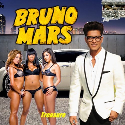 Bruno Mars - Treasure (Matt Blank Electro House Remix) [FREE DOWNLOAD]