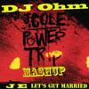 J. Cole Vs Jagged Edge - Power Trip Vs Lets Get Married ( DJ OHM Mashup)