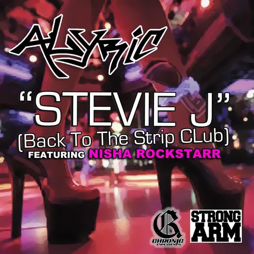 Stevie J (Back To The Strip Club) Clean - Alyric ft Nisha Rockstarr