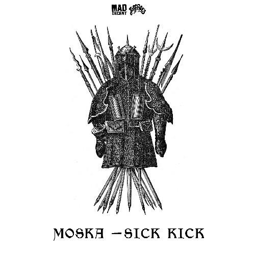 "Moska - ""Sick Kick"" / Moska & Wiwek - ""Terminator"" Preview (Released Free on Jeffree's June 27th)"