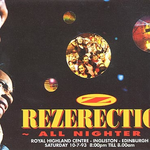 Mikey B live @ Rezerection July 93