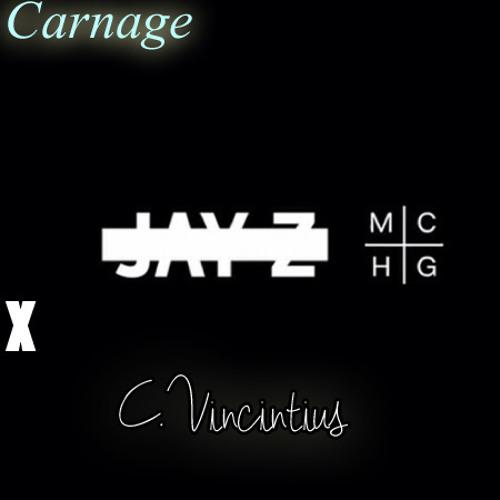 Jay-z Magna Carta Holy Grail - (Carnage) Prod by JruThunder (Remix)