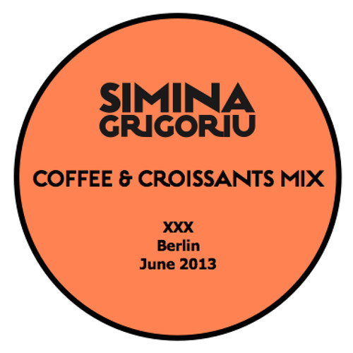 Simina Grigoriu - COFFEE & CROISSANTS Mix