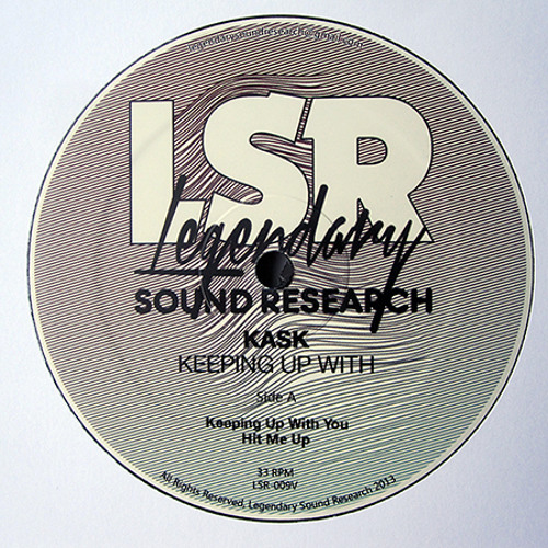 B2. Kask - Flying High [LSR-009V] - vinyl & digi out now! (112kbps)