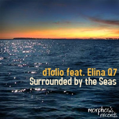 DTolio feat Elina Q7 - Surrounded By The Sea (Retroid Remix) - OUT NOW