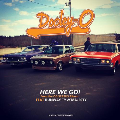 """06-Dooley-O """"Ghetto Queen"""" Instrumental-SLDZ016"""