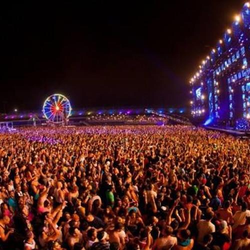 Sander van Doorn - Live @ Electric Daisy Carnival (Las Vegas, United States) 22.06.2013