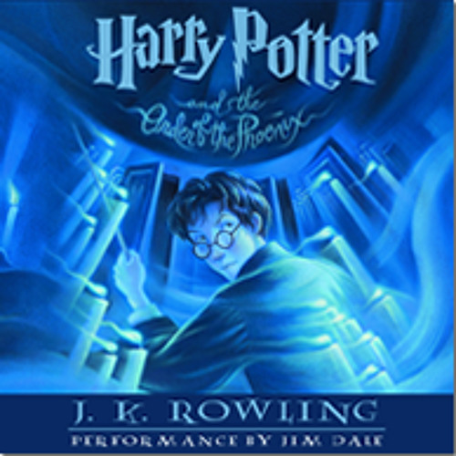 Harry Potter and the Order of the Phoenix (Book 5 of 7) - Narrated by Jim Dale (US)