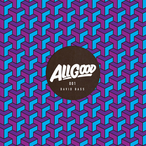 All Good Audio 001 : David Bass