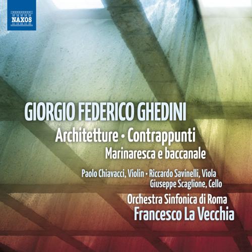 GHEDINI, G.F.: Contrappunti   III. Allegro vivo [Francesco La Vecchia] [Naxos: 8.573006]
