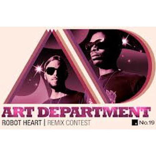Art Department Robot Heart Konik Remix