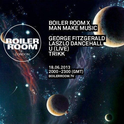 U LIVE in the Boiler Room