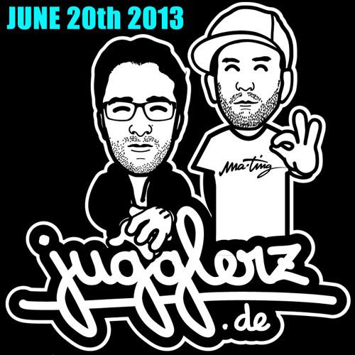 Jugglerz Dancehall Radio [June 20th 2013]