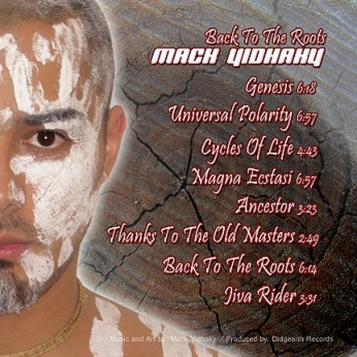 Mack Yidhaky - Universal Polarity (Back To The Roots) Preview 3:43 minutes