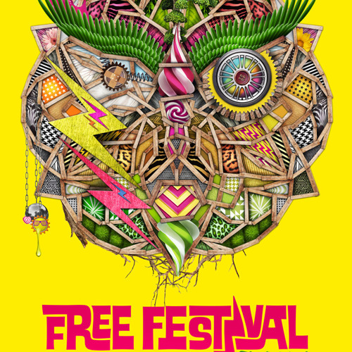 Gregor Salto - Free Festival - The Original Podcast #1