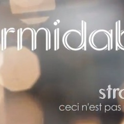 STROMAE - FORMIDABLE ( MEZ ONE REWORK )