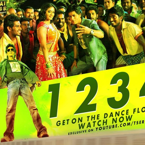 one two three four full audio song chennai express