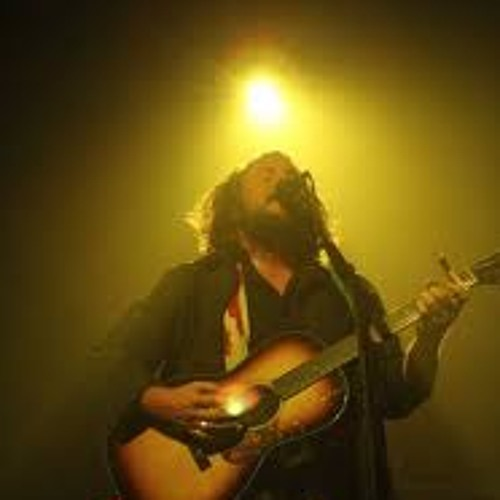 """ I Will Be There When You Die"" -  Jim James and Carl Broemel  (acoustic)"