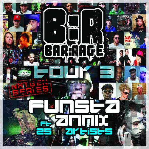 MC FUNSTA - Bar Rage Tour 3 NexGen