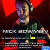 The Future Underground Show with Nick Bowman - June 2013