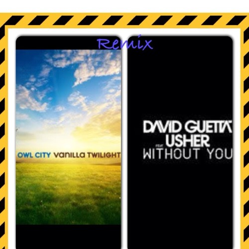 remix without you and vanilla twilight