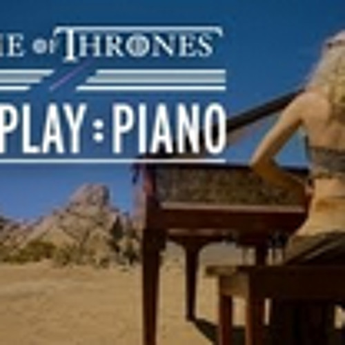 Game of Thrones - Cosplay Piano