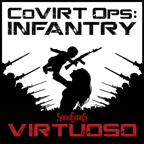 Virtuoso - CoVirt Ops: Infantry Album Snippet (Prod by Snowgoons)
