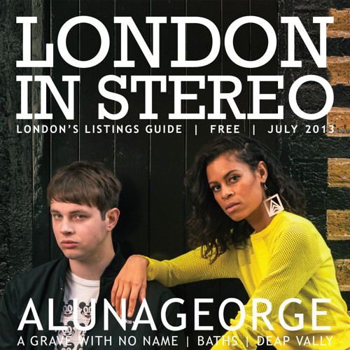 London in Stereo // July 2013