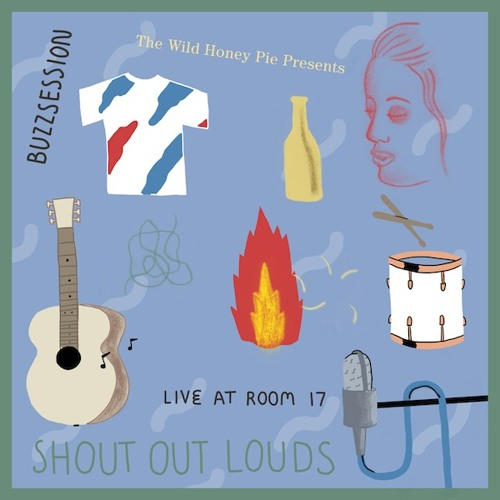 Shout Out Louds - Illusions (Buzzsession)