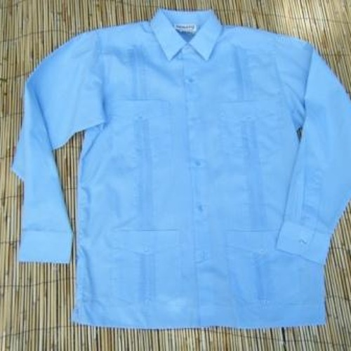 Suit and Tie (guayabera mix)