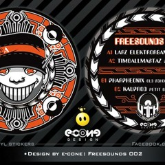 """Old School Parameters - FREESOUNDS 002&Album """"world of free"""""""