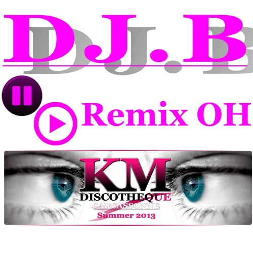 2013-06-24 DJ.B Remix by KM Discotheque Carcassonne