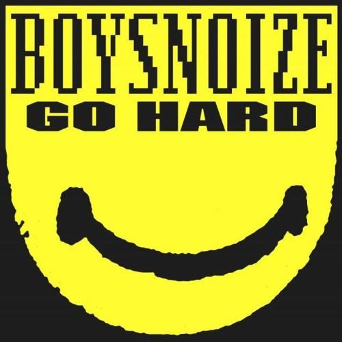 "Boys Noize ""Go Hard"" EP"