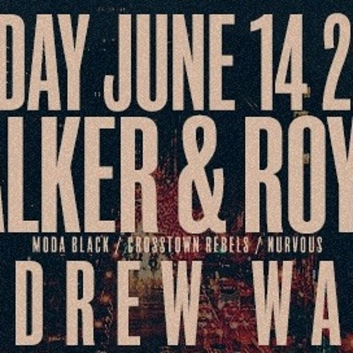 Andrew Ward - Live @ FDR Delano June 14, 2013